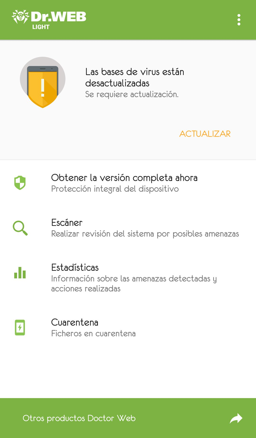 Download Dr Web Antivirus Light For Android Cleveroh